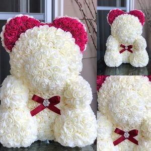 Beautiful Rose Teddy bears)